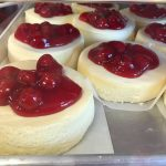 Small Cheesecakes